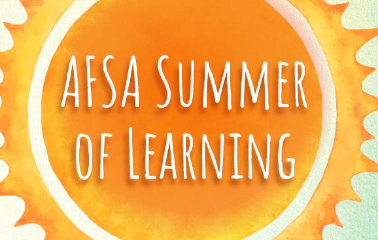 AFSA Summer of Learning: Protecting and Strengthening Your Contract in the Time of COVID